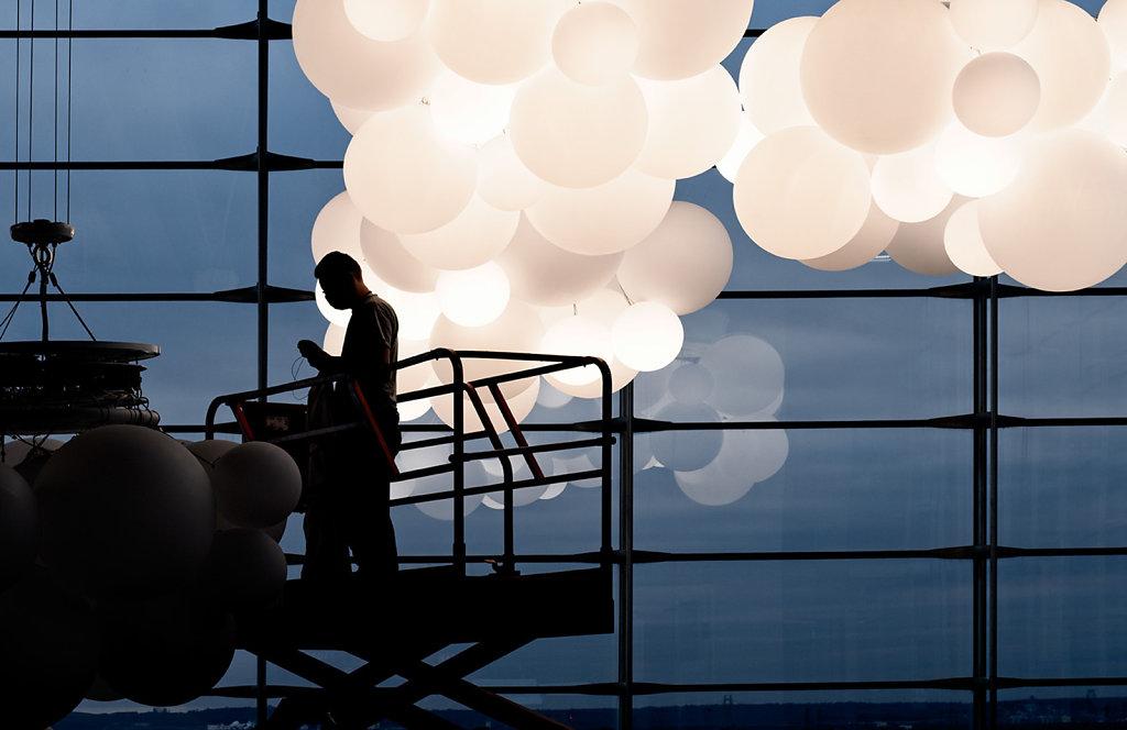 LE PHARE - CHARLES DE GAULLE AIRPORT - PARIS